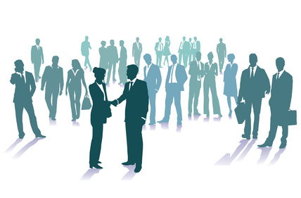 Business Treffen